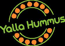 Yalla Hummus Logo